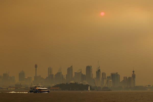 bushfires